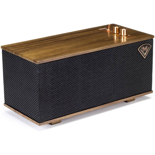 Klipsch - KLIPSCH THE ONE BLUETOOTH WALNUT