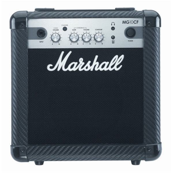Marshall - MG10CF 10 Watt Carbon Fiber