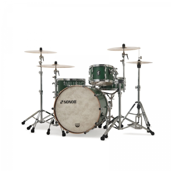Sonor - SONOR SQ1 320 SET NM RGR ROADSTER GREEN