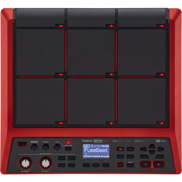 Roland - SPD-SX Special Edition Sampling Pad
