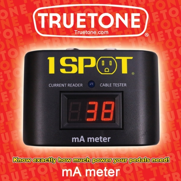 Visual Sound - 1 SPOT mA Meter