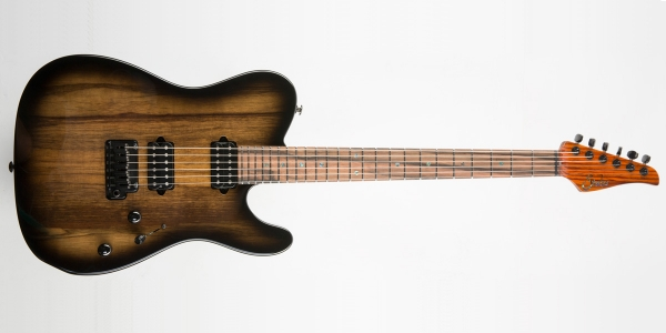 Suhr - SUHR CUSTOM MODERN T BLACKBURS.