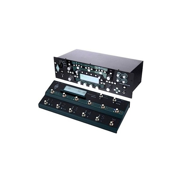 Kemper - Profiler Power Rack + Profiler Remote