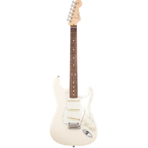 Fender - American Professional - Stratocaster Olympic White, Rosewood Fingerboard 0113010705