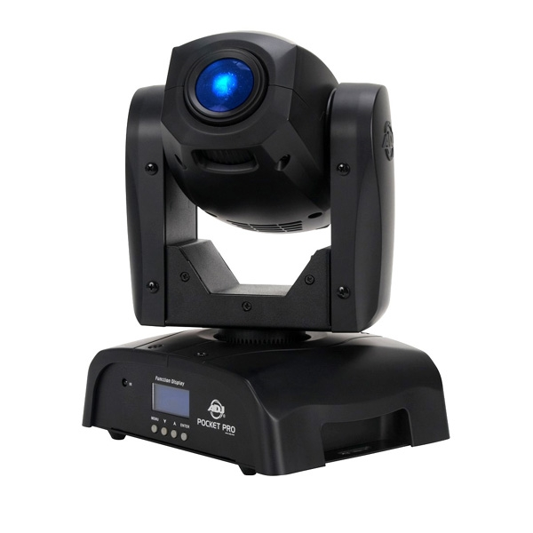 American DJ - [POCKET PRO] Testa mobile LED SPOT 1X25W