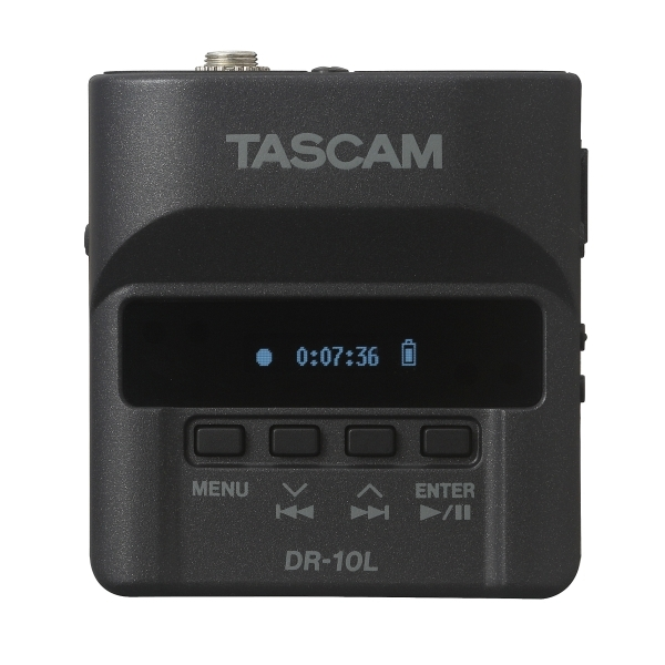 Tascam - DR-10L Registratore Digitale Portatile