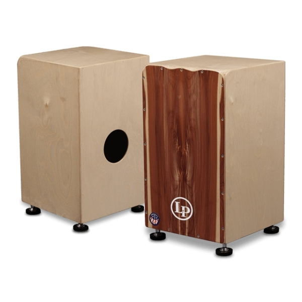 Lp Latin Percussion - LP1446 Americana Flamenco Exotic Cedar Wire Cajon