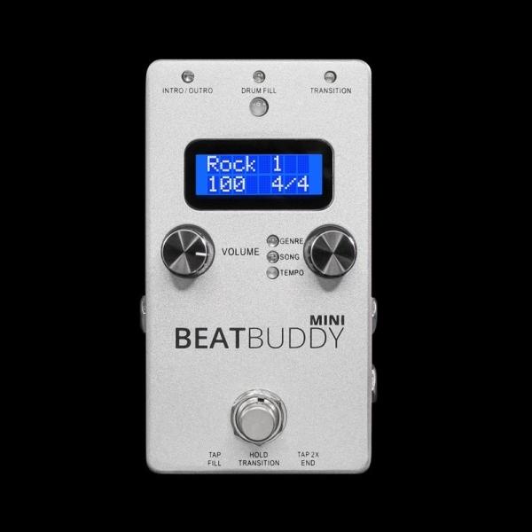 BeatBuddy Mini Drum Machine a Pedaliera