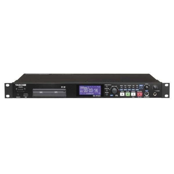 Tascam - SS-R100 Registratore a stato solido