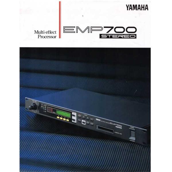 Yamaha - Emp700