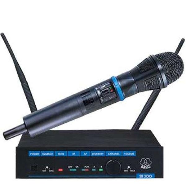 Akg - [WMS 300/HT] Radiomicrofono