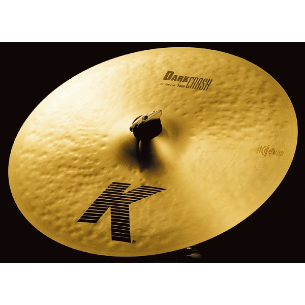 "Zildjian - 15"" k dark crash thin (cm.38)"