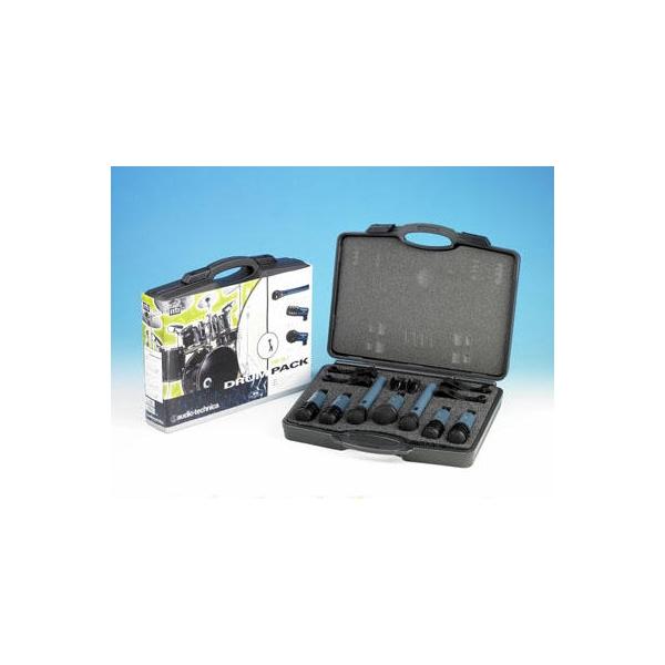 Audio Technica - Mb/dk7 Kit Microfoni per Batteria