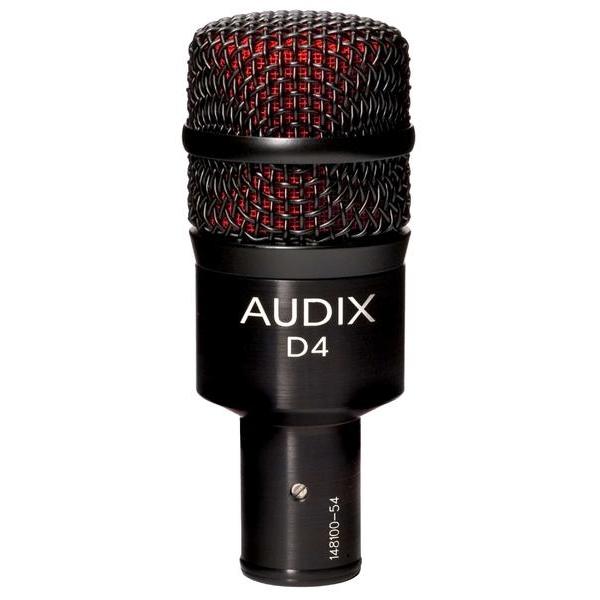 Audix - AUDIX D4 MICROPHONE