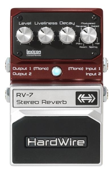 HardWire - RV-7 Reverb