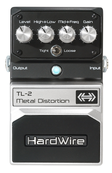 HardWire - TL-2 Metal Distortion
