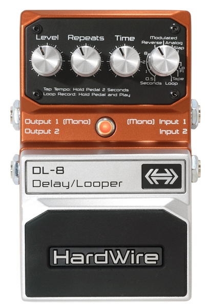 HardWire - DL-8 Delay/Looper