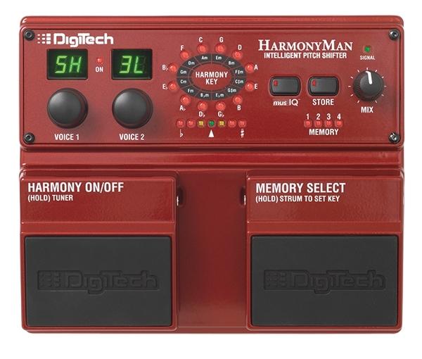 Digitech - Harmony Man - harmony