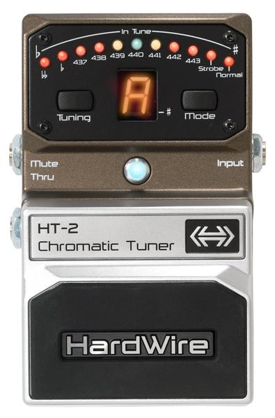 HardWire - HT-2 Chromatic Tuner