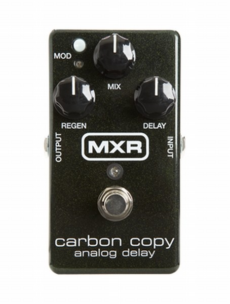 Dunlop - Mxr - [M169] Carbon Copy Analog Delay