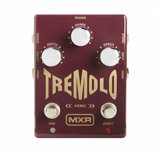 Dunlop - Mxr - [M159] Stereo Tremolo