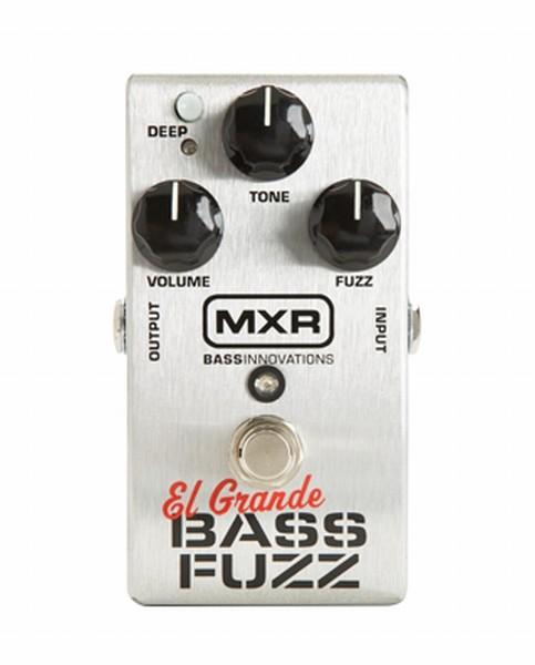 Dunlop - Mxr - [M182] El Grande Bass Fuzz