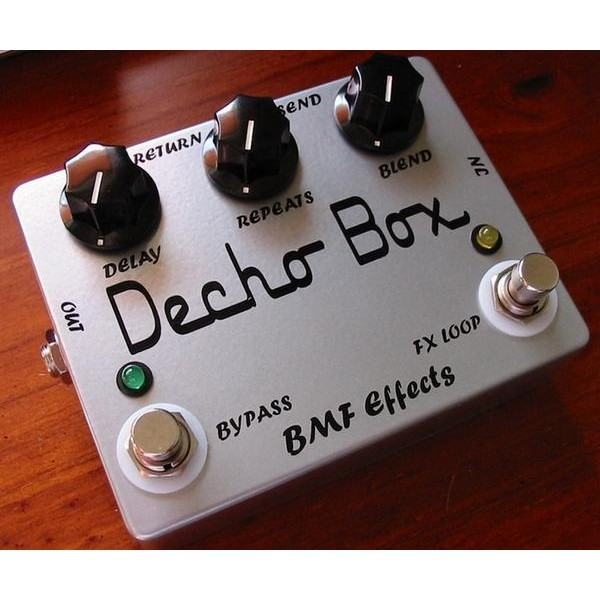 Bmf - Decho box delay
