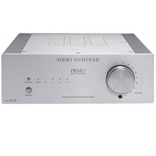"Audio Analogue - Amplificatore Integrato 70W ""Primo Settanta"""