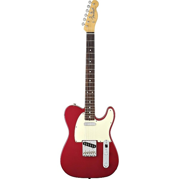 Fender - Classic - '60s Telecaster Candy Apple Red Rosewood