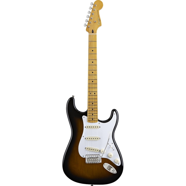 Fender - Squier Classic Vibe - Stratocaster '50s 2-Color Sunburst Maple
