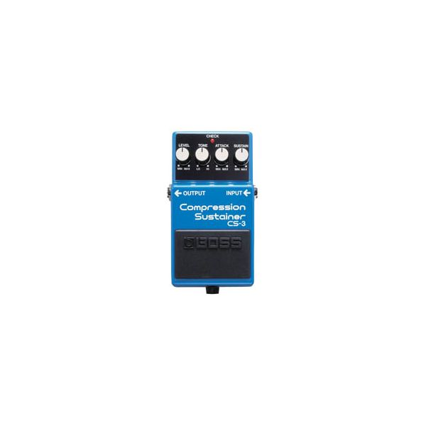Boss - CS3 Compression Sustainer