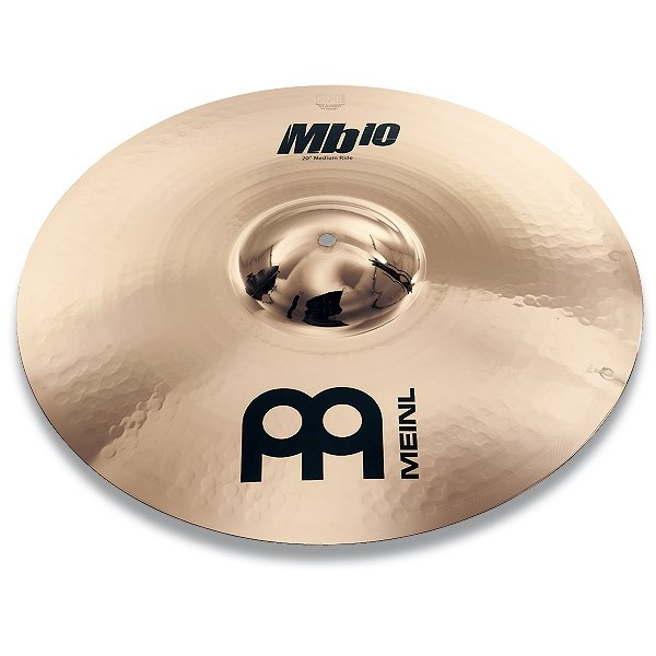 "Meinl - Mb10 - Medium Ride 20"" MB10-20MR-B"