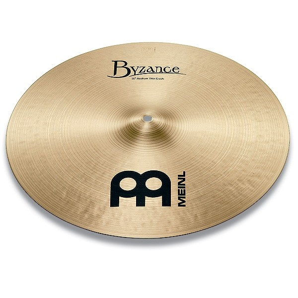 "Meinl - Byzance - Traditional Medium Thin Crash 18"" B18MTC"