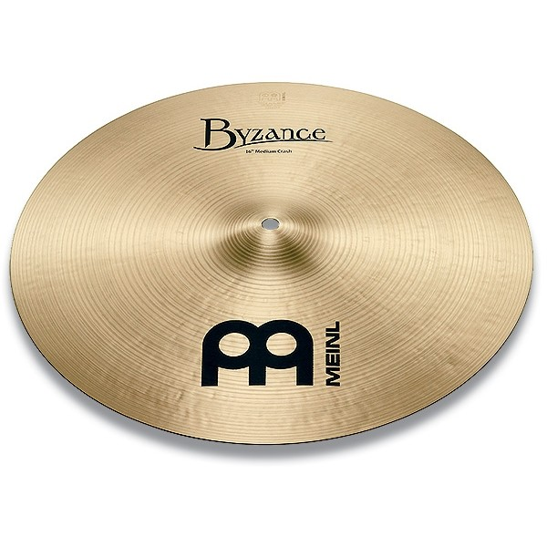 "Meinl - Byzance - Traditional Medium Crash 16"" B16MC"