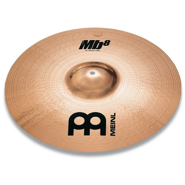 "Meinl - Mb8 - Medium Ride 22"" MB8-22MR-B"