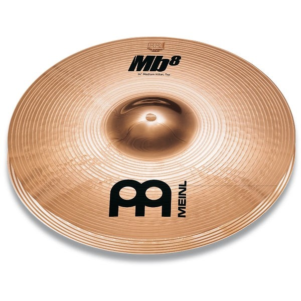 "Meinl - Mb8 - Medium HiHat 14"" MB8-14MH-B"
