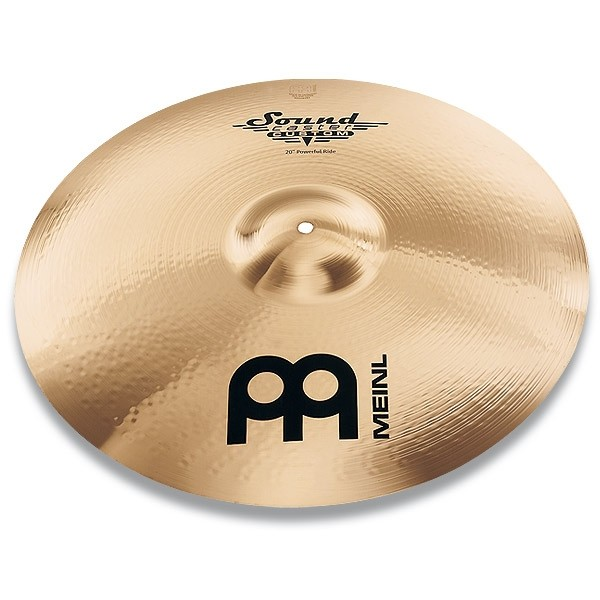 "Meinl - Soundcaster - Custom Powerful Ride 21"" SC21PR-B"