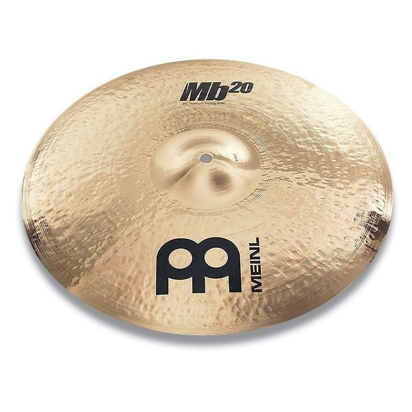 "Meinl - Mb20 - Medium Heavy Ride 20"" MB20-20HR-B"