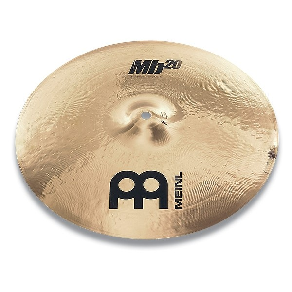 "Meinl - Mb20 - Medium Heavy Crash 20"" MB20-20MHC-B"