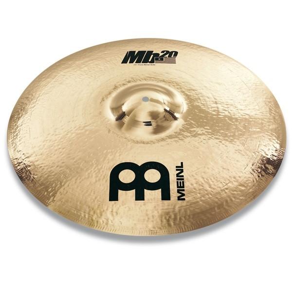 "Meinl - Mb20 - Pure Metal Ride 24"" MB20-24PMR-B"