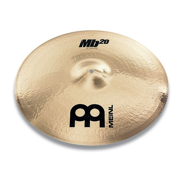 "Meinl - Mb20 - Heavy Ride 21"" MB20-21HR-B"