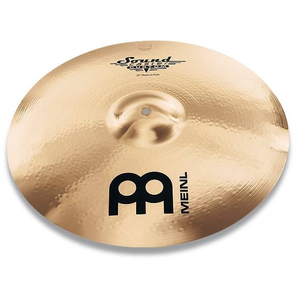 "Meinl - Soundcaster - Custom Medium Ride 20"" SC20MR-B"