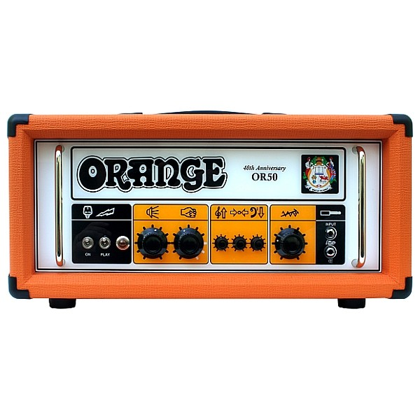 Orange - OR50H 40th Anniversary