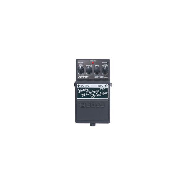 Boss - FDR1 Fender Deluxe Reverb Amp Pedal