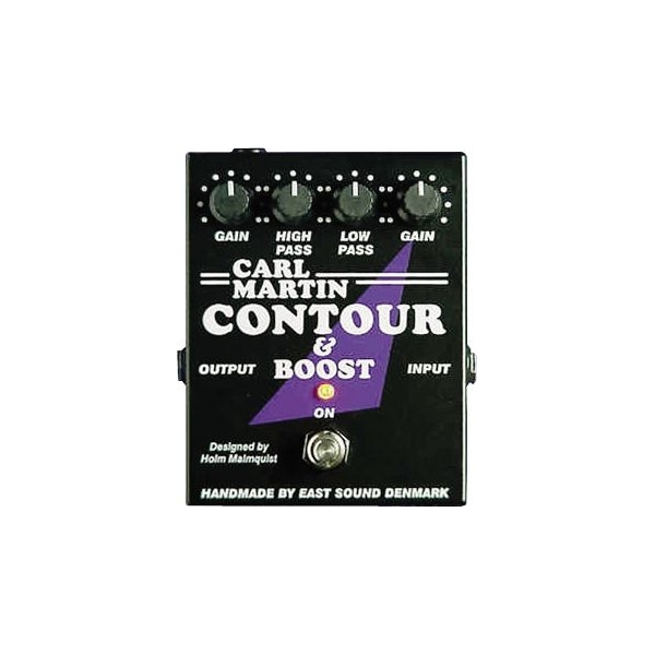 Carl Martin - Contour & boost