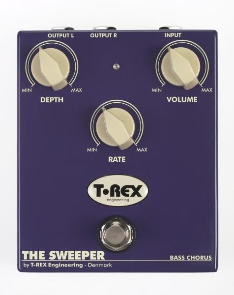 T-Rex - Sweeper