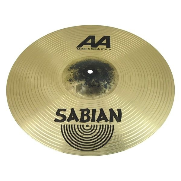 Sabian - AA - AA 21609MXB METAL CRASH 16