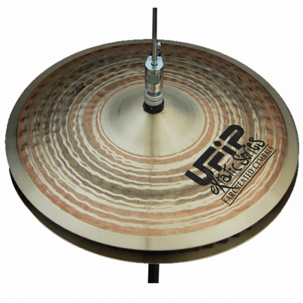 Ufip - Extatic - Regular Hi Hat 13""