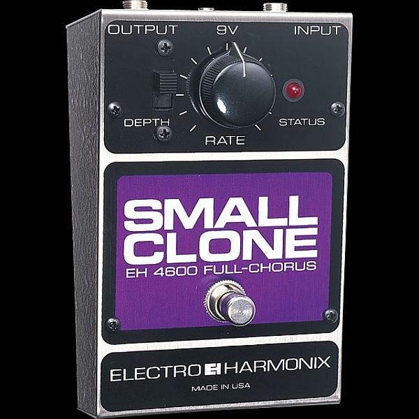 Electro Harmonix - Small Clone Chorus Analogico