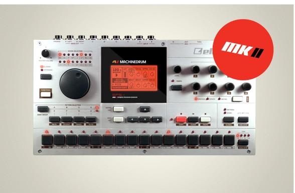 Elektron - Machinedrum SPS-1 mkII